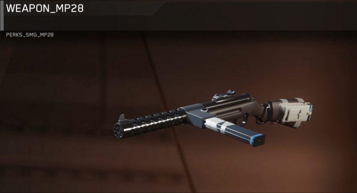 CoD:IW: 4種の新武器が発掘、近く登場か?(VR-AR46・Hades・MP28・Mini LMG)