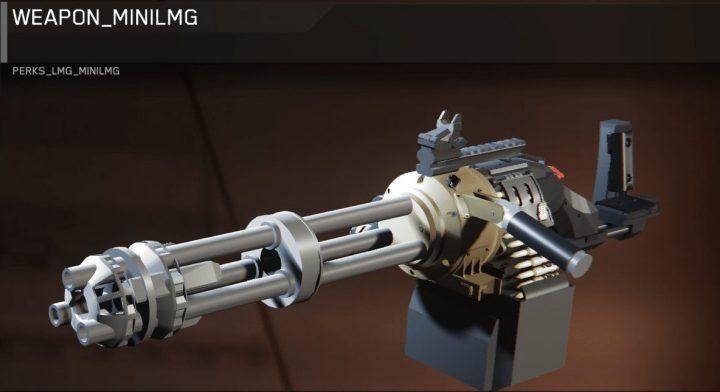 CoD:IW: 4種の新武器が発掘、近く登場?(VR-AR46・Hades・MP28・Mini LMG)