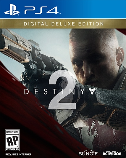 Destiny 2 Digital Deluxe Edition