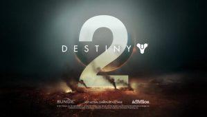『Destiny 2(デスティニー 2)』キーアート