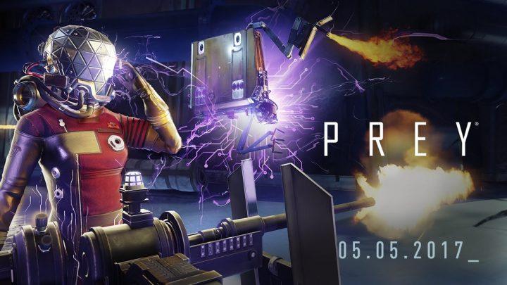 SFアクションFPS『Prey(プレイ)』:武器とスキルのコンボを紹介する新映像が公開