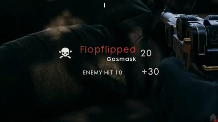 BF1 ガスマスク