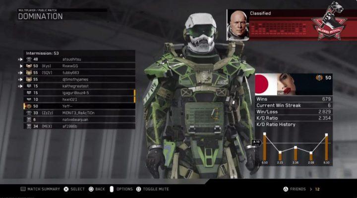 CoD:IW: 新ミッションチーム「Blood Anvil」に新情報、最新アップデートで音声を確認