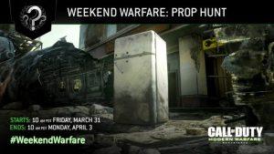 CoD:MWR:プレイヤーが物に化けるかくれんぼゲーム「Prop Hunt」が間もなく登場