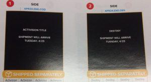 """噂:""""CoD最新作""""が来週正式発表&予約開始? GameStopに『CoD:WW2』らしき販促物が到着予定"""