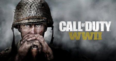 CoD-WW2 keyart