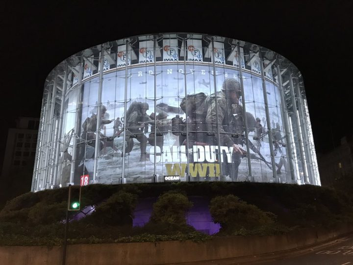 CoD:WWII:発売日は「2017年11月3日」で確定、各地広告に記載