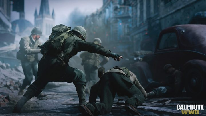 CoD:WWII:ハードコアで絨毯爆撃を使うと100%キックされる?Xbox Oneでは突然切断される問題も