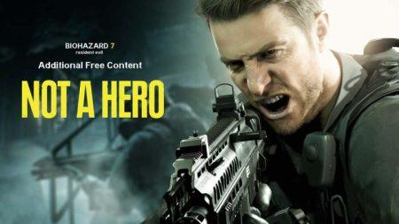 『バイオハザード7 レジデント イービル』 無料DLC「Not A Hero」配信延期