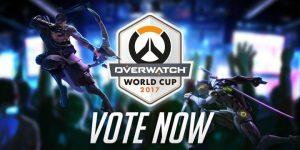 オーバーウォッチ:ワールドカップ2017開催決定、競技委員会を選出する投票開始
