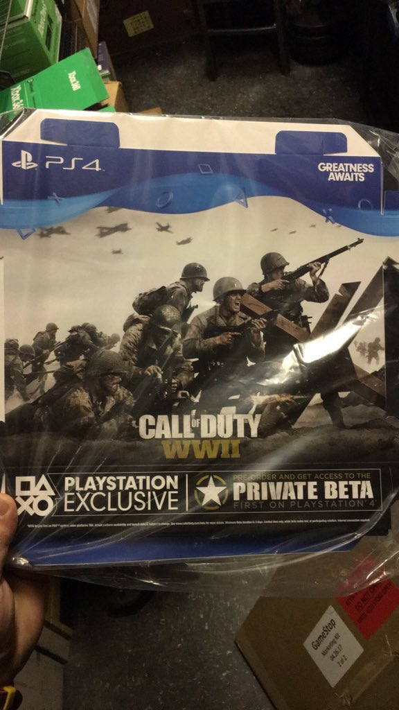 PS4限定のプライベートベータ