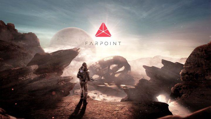 PS VR:体感型FPS『Farpoint』、専用シューティングコントローラーと6月22日同時発売