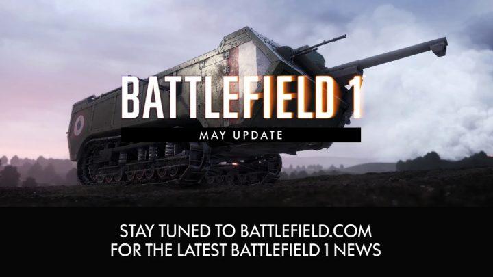 BF1: 大規模アップデート「5月アップデート」の詳細判明、銃剣突撃の弱体化や対空砲の強化、設置武器の修理など多数の変更