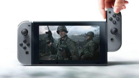 CoD:WWII: 「Nintendo Switch」に対応する可能性あり、それを裏付ける2つの出来事とは?