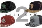 Destiny 2:海外小売店で各クラスをモチーフとした帽子の販売開始(全4種)