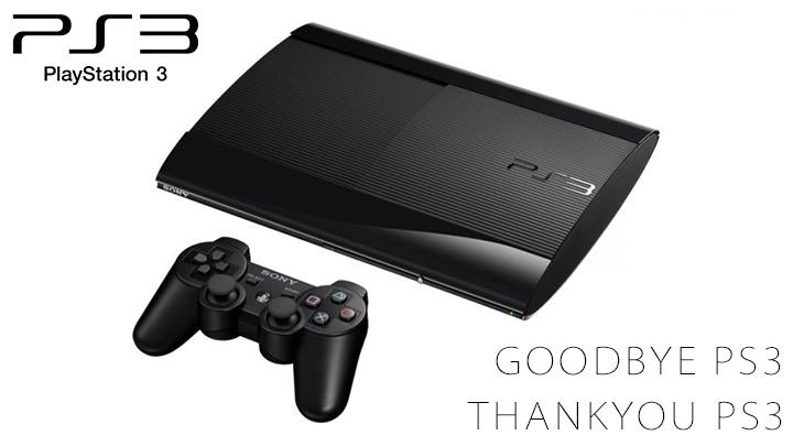 ありがとうPS3: PlayStation 3出荷終了、10年の歴史に幕