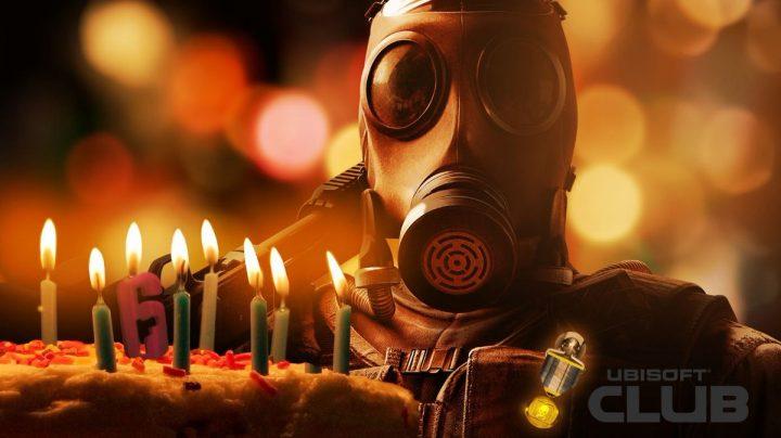 レインボーシックス シージ:Smokeの誕生日を記念したチャレンジ開催、メダリオンチャームを手に入れよう