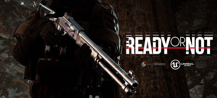 Ready Or Not(レディオアノット)