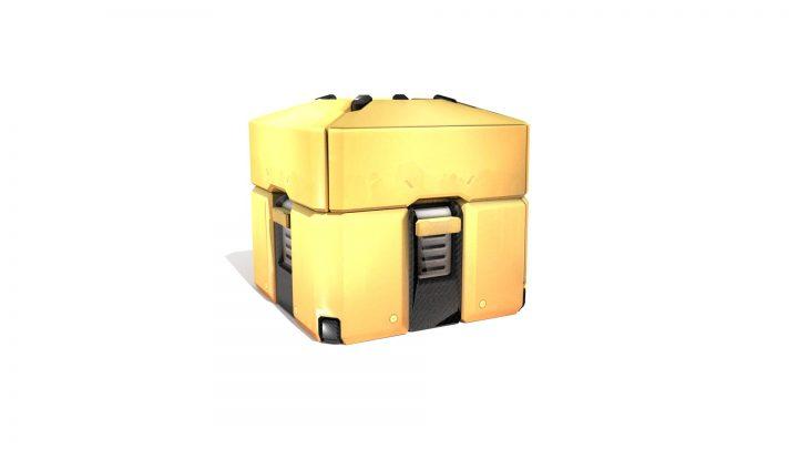 ゴールデントレジャーボックス