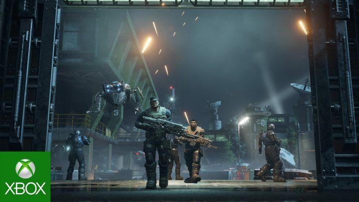 Gears of War 4:キャンペーンモード「プロローグ」のゲームプレイ映像公開、たっぷり20分