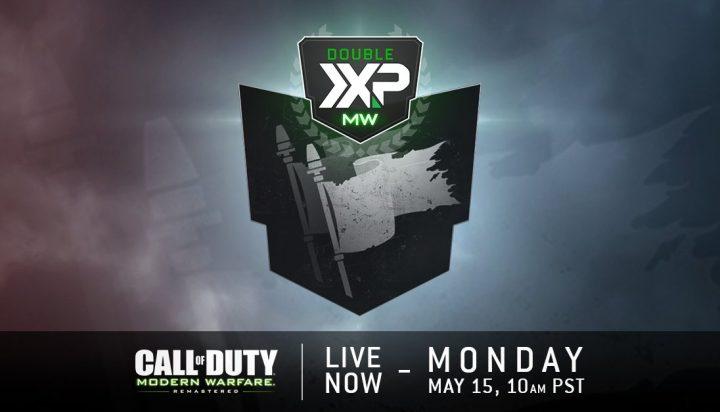 CoD:MWR:ダブルXPイベント開始、週末プレイリストには「Capture the Flag」登場