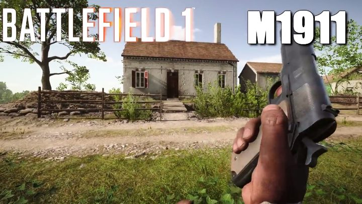 BF1-M1911