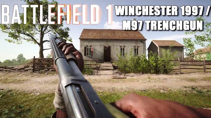 Bf1-M97TRENCHGUN