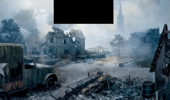 CODWWII コンセプトアート