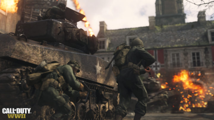 CoD:WWII: 「War」は6対6のチームワークを重視したゲームモード、マルチマップ2種の公式映像も登場