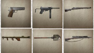 CODWWII 武器