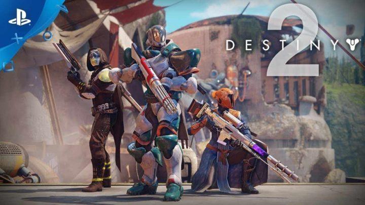 『Destiny2(デスティニー2)』 ベータ
