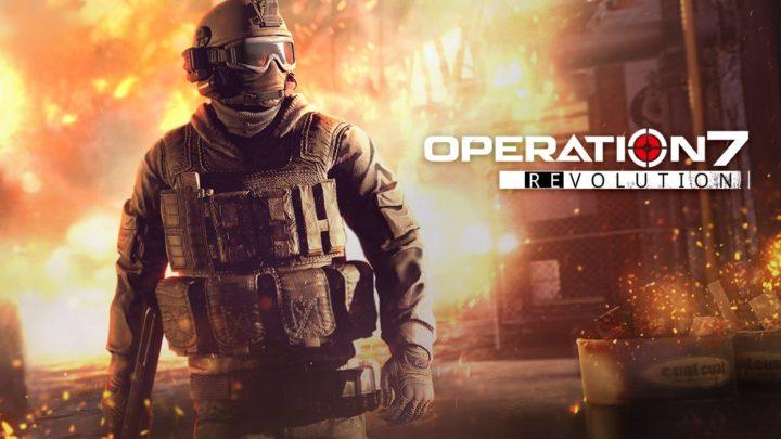 高い自由度も特徴的な無料FPS『Operation7 Revolution』、6月22日に国内PlayStation Storeへ登場