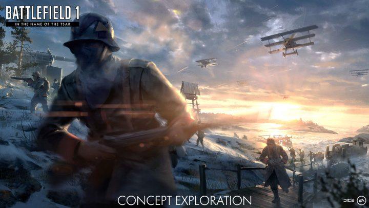 """BF1:極寒の島々を舞台とする新マップ""""Albion""""がCTEで配信開始、プレイ映像続々登場"""