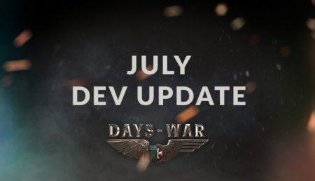 第二次世界大戦FPS『Days of War』:最新マップのスクリーンショットなどの開発近況を公開、8月にビッグなアナウンスを予定