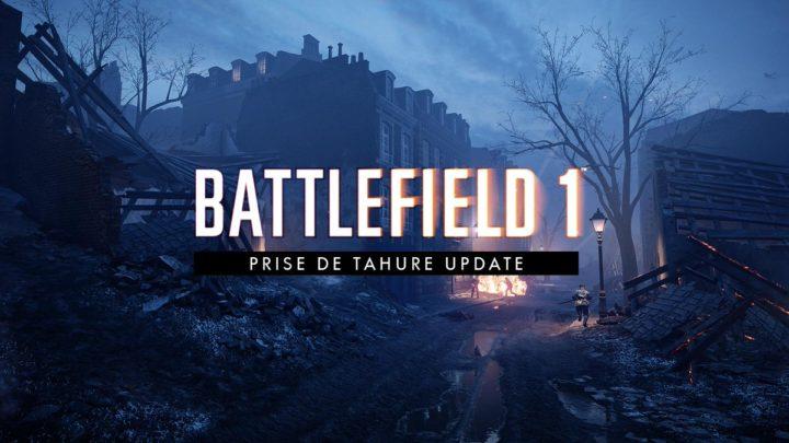 BF1: 新夜間マップ「Prise de Tahure」配信開始、カオスな市街戦好きには最適なマップ