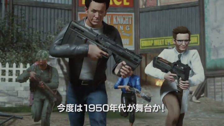 CoD:IW: 第3弾DLC「Absolution」日本版トレーラー公開、新マルチマップとゾンビを一挙紹介