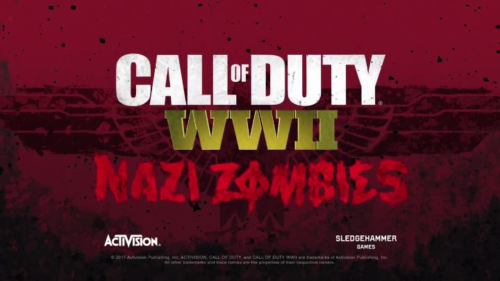 "CoD:WWII: ゾンビモード""Nazi Zombies""詳細 ナチゾンビ"