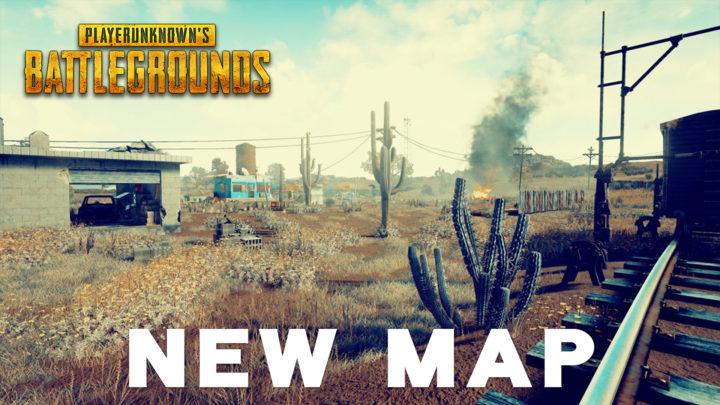 PUBG: 新マップ「砂漠」を開発中、2枚のスクリーンショット公開