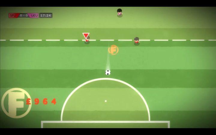 休憩:サッカーのルールを知らない作者が作ったサッカーゲーム『Behold The Kickmen』、358円で好評発売中