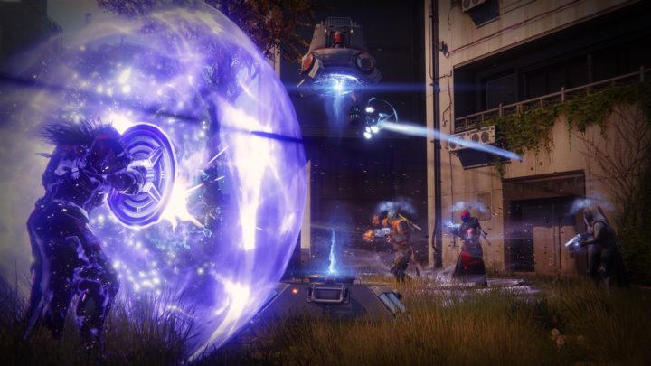 Destiny 2: タイタンの新サブクラス「センティネル」とウォーロックの「ボイドウォーカー」のプレイ動画公開、ボイドウォーカーはDestiny 2で逆にレアなSC単発型に