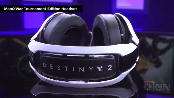 Destiny 2: Razerとのコラボモデルの詳細発表、マウス、キーボード、ヘッドセット、マウスパッドが北米8月21日に販売
