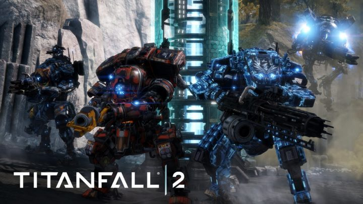 Titanfall 2 Frontier Shield