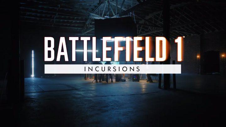 BF1: 本格的な競技モード「Incursions」のクローズドアルファ再開、現地時間の9月28日から