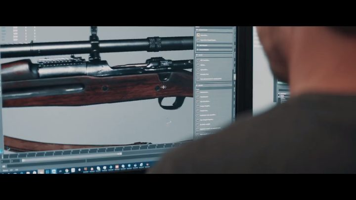 CoD:WWII:ゲームモード「ハードポイント」や武器のレベルアップ映像確認、GameInformerトレーラーより