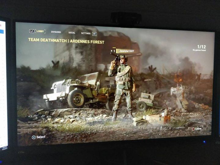 CoD:WWII: ロビー画面や先行ベータのアイコンがリーク?