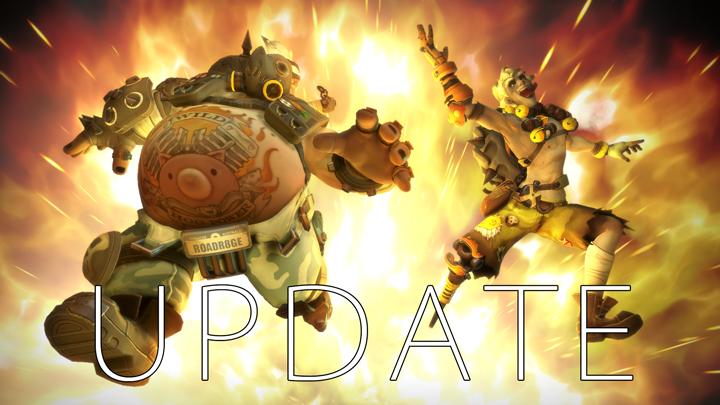 オーバーウォッチ: 最新アップデート配信、4人のヒーロー強化や新ゲームモードの「デスマッチ&チーム・デスマッチ」追加など