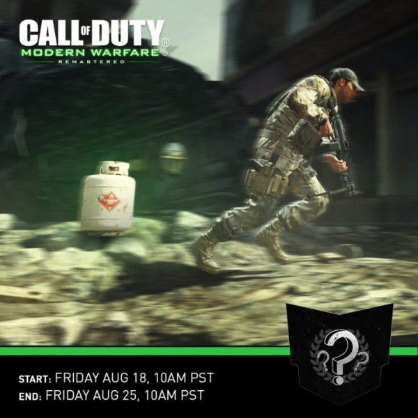 CoD:MWR:物体となり人間達を爆殺するゲームモード「Mad Props」、8月19日から期間限定で登場