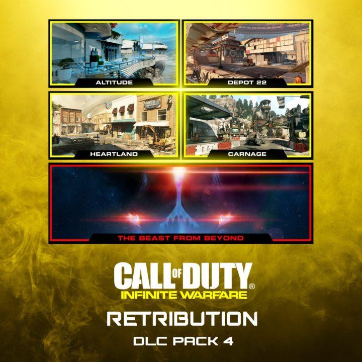 CoD:IW: 第4弾DLC「Retribution」の国内配信は9月13日12時、『CoD:Ghosts』のリメイクマップ同梱
