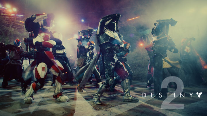 Destiny 2: 国内オリジナル実写トレーラー公開、豪華メンバーによる楽しいダンス映像