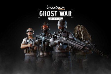 『ゴーストリコン ワイルドランズ』 待望のPvPモード「GHOST WAR」のオープンベータ実施期間が発表